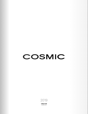 catalogue Cosmic